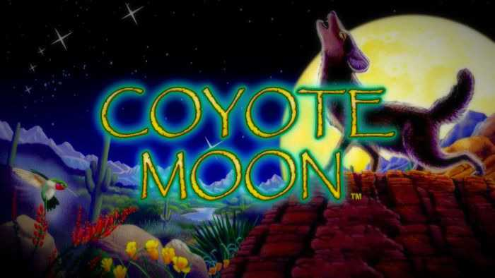 Coyote Moon slot machine strategy to win