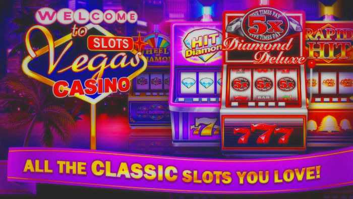 What Is Vegas Slots Online