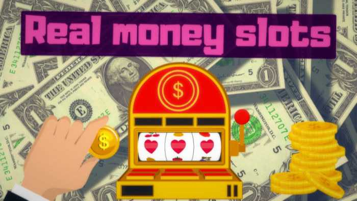Real money slots: play safely from your mobile device from anywhere